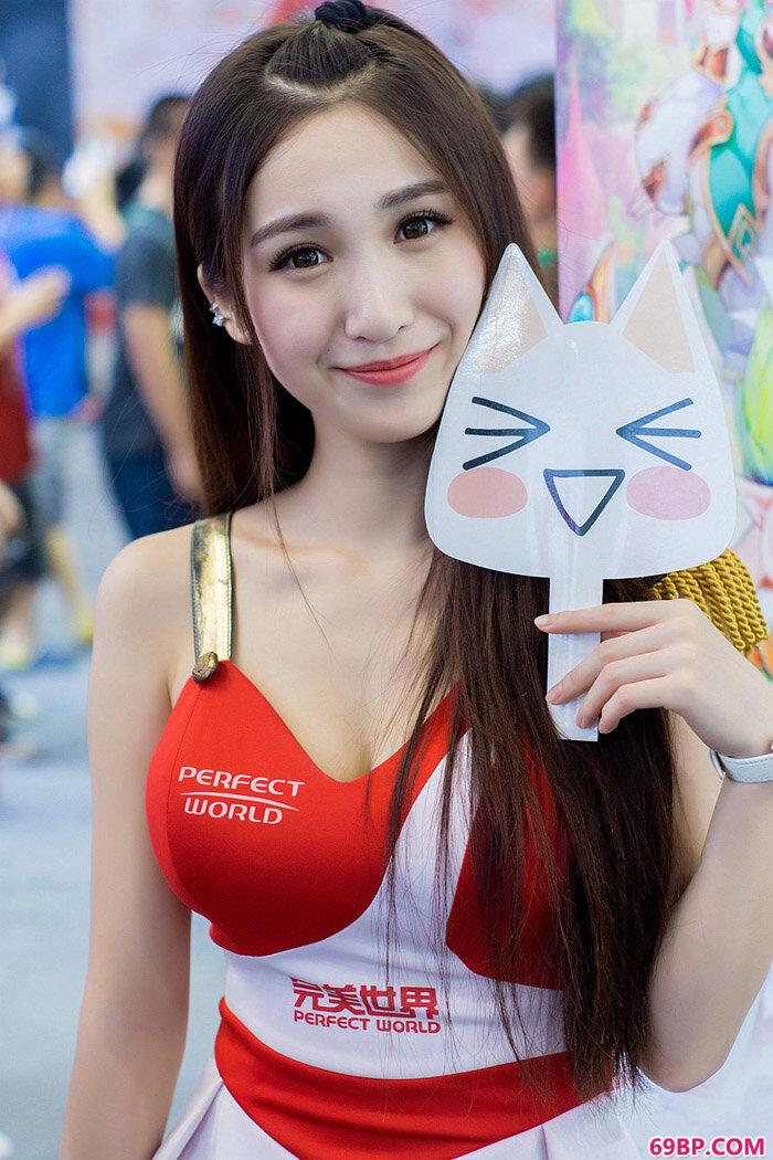 上海CCG-EXPO动漫展性感少女图_欧美俄罗斯40老熟妇