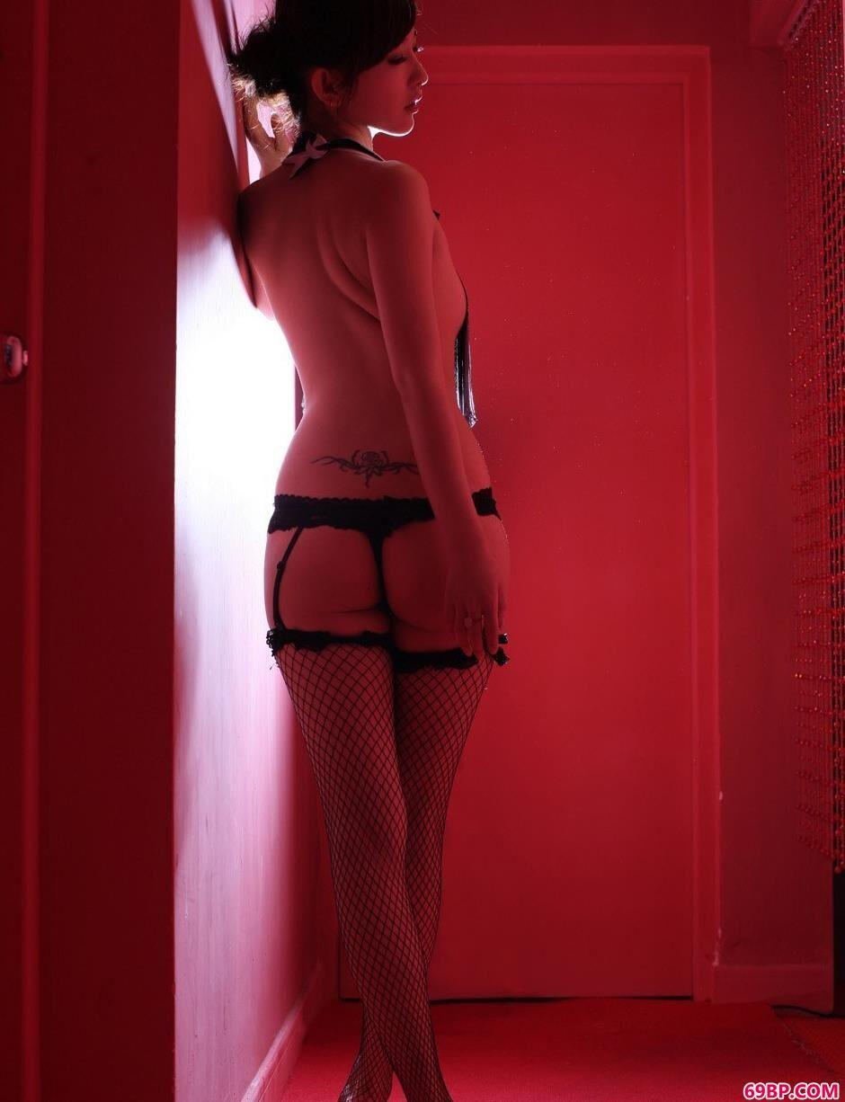 时尚女人晨雨丝袜人体3,姐妹gogo人体