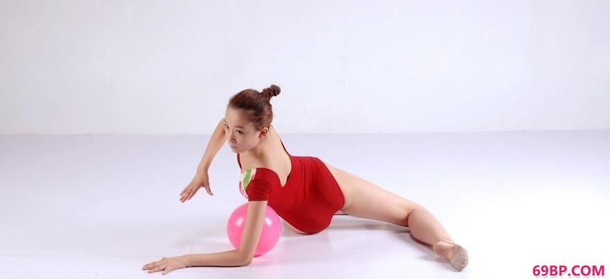 广东艺术体操队队员艺术体操2