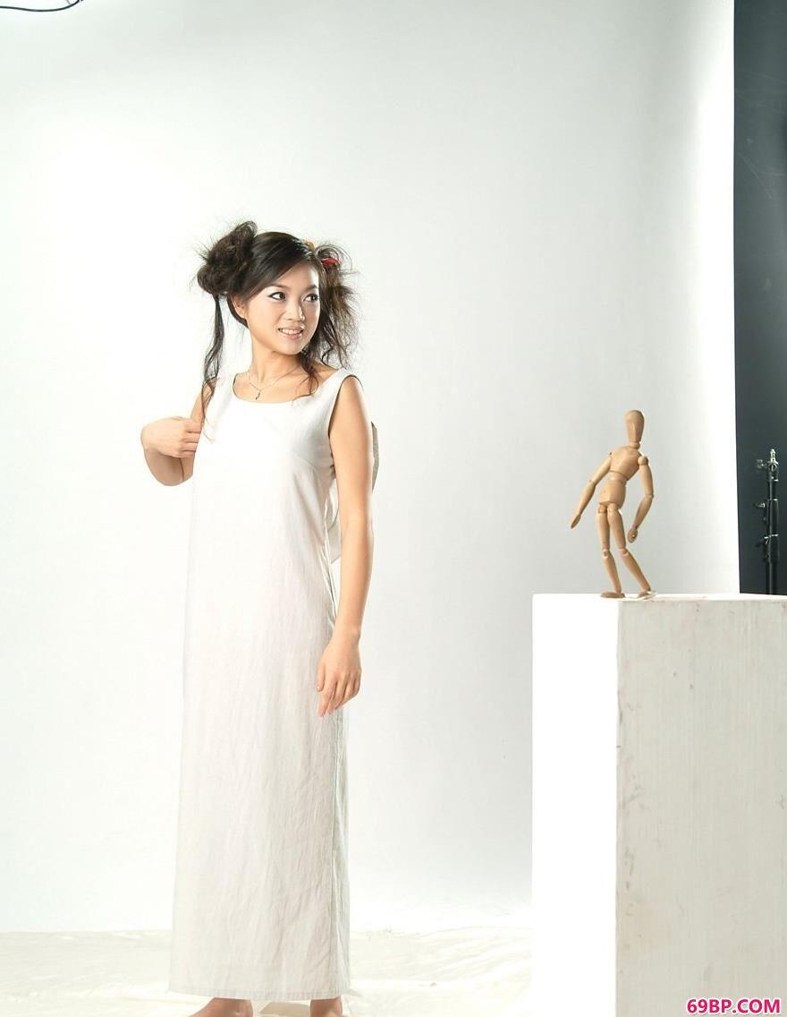 337P日本大胆欧美人术艺术69_超模毓惠木偶与人体1