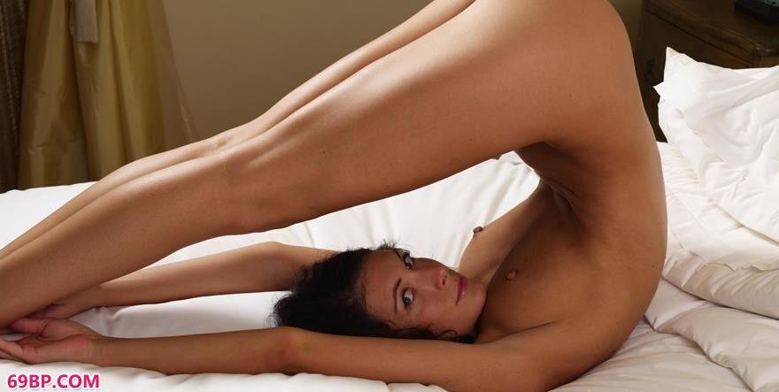 性感奥尔西在床上4
