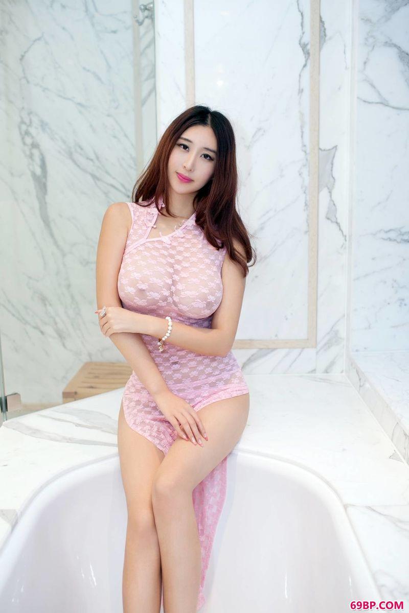 模特集合王俪丁樱樱珍妮_070期